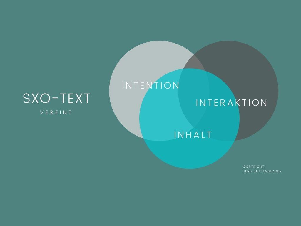 SXO-Text