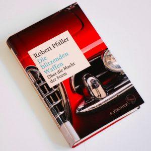 "Buch ""Blitzende Waffen"""
